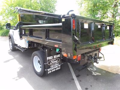 2020 Ford F-550 Regular Cab DRW 4x4, Rugby Eliminator LP Steel Dump Body #FU0166 - photo 2