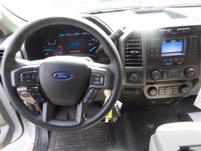 2020 Ford F-550 Regular Cab DRW 4x4, Rugby Eliminator LP Steel Dump Body #FU0166 - photo 9