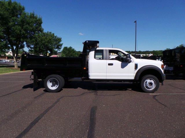 2020 Ford F-550 Super Cab DRW 4x4, Rugby Eliminator LP Steel Dump Body #FU0171 - photo 3