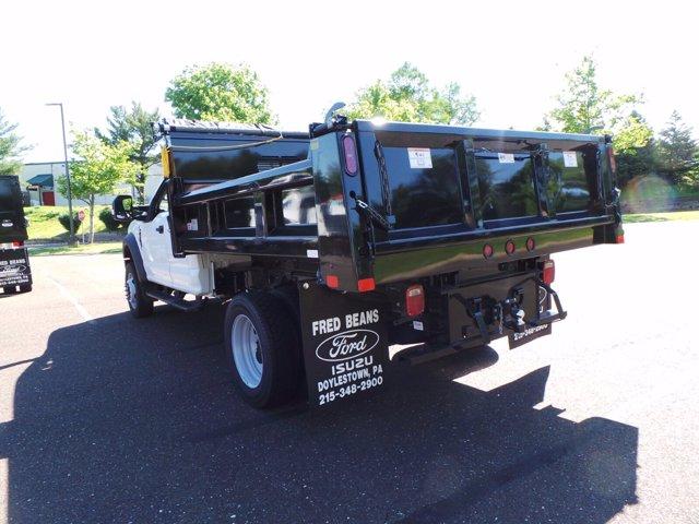 2020 Ford F-550 Super Cab DRW 4x4, Rugby Eliminator LP Steel Dump Body #FU0171 - photo 5