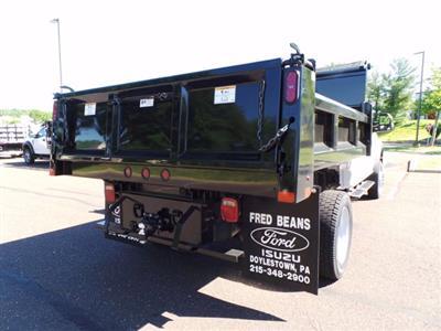 2020 Ford F-550 Super Cab DRW 4x4, Rugby Eliminator LP Steel Dump Body #FU0171 - photo 2