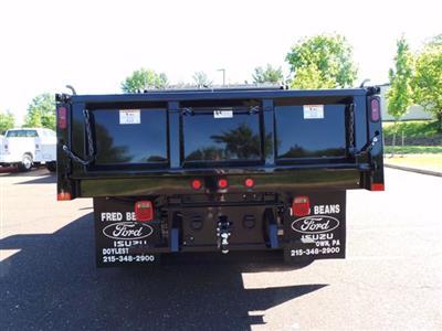 2020 Ford F-550 Super Cab DRW 4x4, Rugby Eliminator LP Steel Dump Body #FU0171 - photo 4