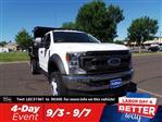 2020 Ford F-550 Super Cab DRW 4x4, Rugby Eliminator LP Steel Dump Body #FU0171 - photo 1