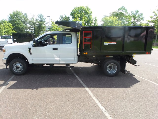 2020 Ford F-350 Super Cab DRW 4x4, Freedom Canyon Landscape Dump #FU0173 - photo 8