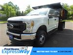 2020 Ford F-350 Super Cab DRW 4x4, Freedom Canyon Landscape Dump #FU0173 - photo 1