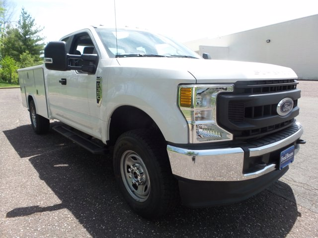 2020 Ford F-350 Super Cab 4x4, Reading Classic II Steel Service Body #FU0175 - photo 4