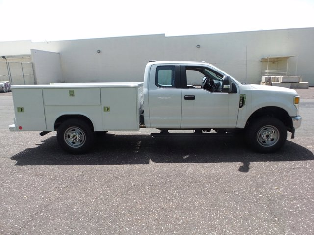 2020 Ford F-350 Super Cab 4x4, Reading Classic II Steel Service Body #FU0175 - photo 5