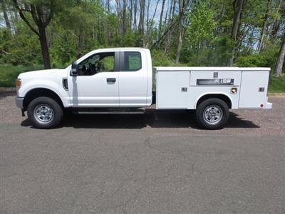 2020 Ford F-350 Super Cab 4x4, Reading Classic II Steel Service Body #FU0175 - photo 8