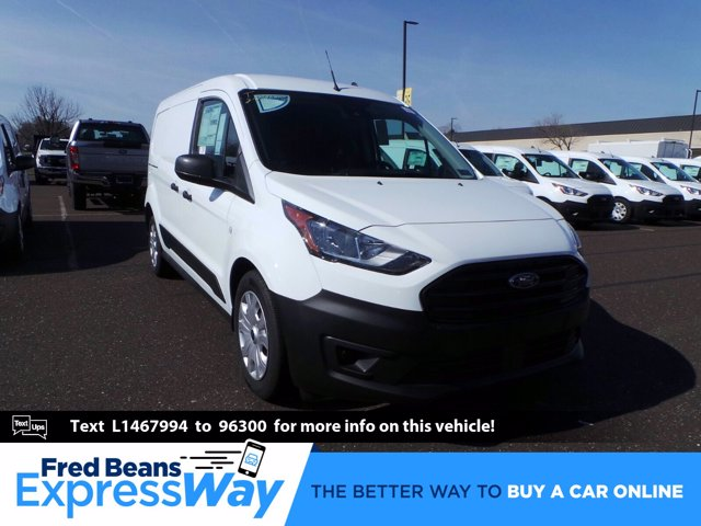 2020 Ford Transit Connect FWD, Empty Cargo Van #FU0196 - photo 1