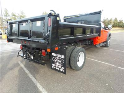 2020 F-550 Super Cab DRW 4x4, Rugby Eliminator LP Steel Dump Body #FU0199 - photo 6