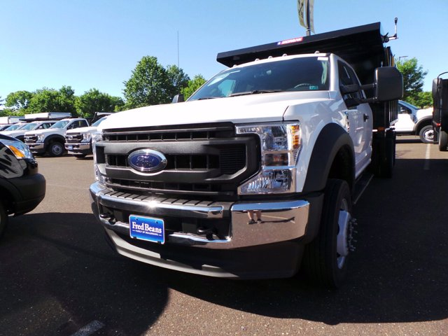 2020 Ford F-550 Super Cab DRW 4x4, Morgan LandscaperPRO Landscape Dump #FU0204 - photo 7