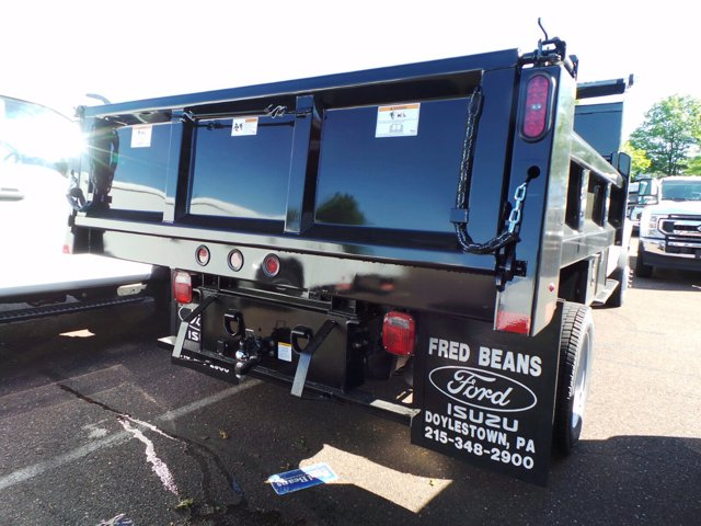 2020 Ford F-550 Super Cab DRW 4x4, Rugby Eliminator LP Steel Dump Body #FU0222 - photo 2