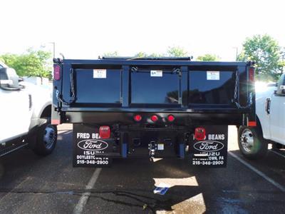 2020 Ford F-550 Super Cab DRW 4x4, Rugby Eliminator LP Steel Dump Body #FU0222 - photo 3