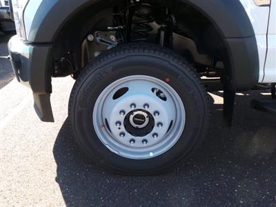 2020 Ford F-550 Super Cab DRW 4x4, Rugby Eliminator LP Steel Dump Body #FU0222 - photo 7