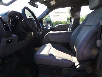 2020 Ford F-550 Super Cab DRW 4x4, Rugby Eliminator LP Steel Dump Body #FU0222 - photo 8