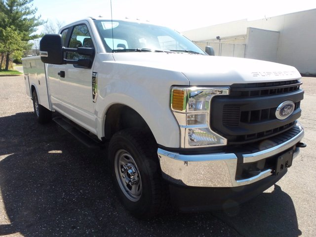 2020 F-350 Super Cab 4x4, Reading Classic II Steel Service Body #FU0241 - photo 4