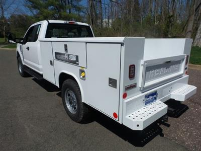 2020 F-350 Super Cab 4x4, Reading Classic II Steel Service Body #FU0241 - photo 2