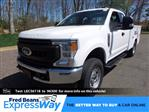 2020 F-350 Super Cab 4x4, Reading Classic II Steel Service Body #FU0241 - photo 1