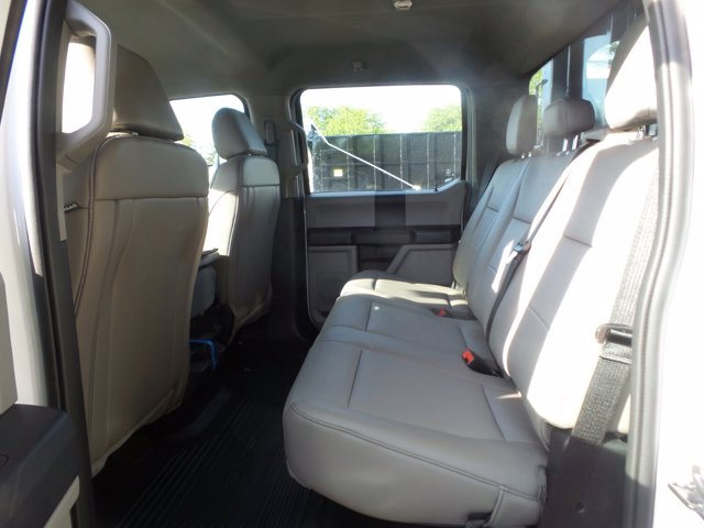 2020 Ford F-450 Crew Cab DRW 4x4, Reading Landscaper SL Landscape Dump #FU0244 - photo 8