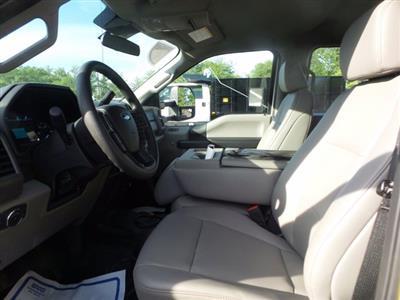 2020 Ford F-450 Crew Cab DRW 4x4, Reading Landscaper SL Landscape Dump #FU0244 - photo 9