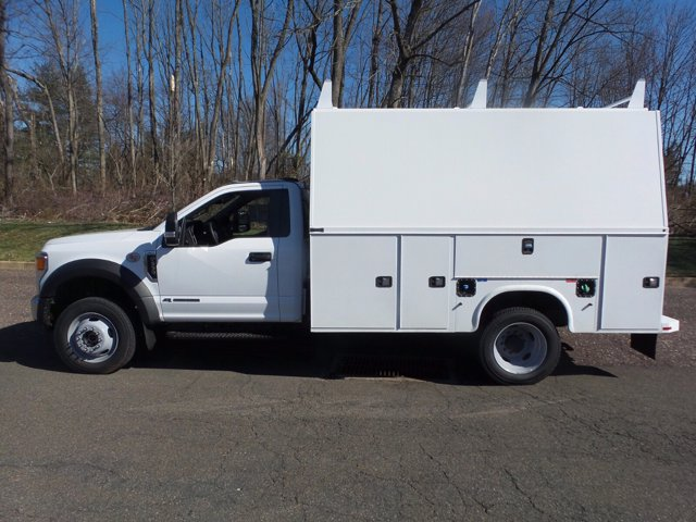 2020 Ford F-550 Regular Cab DRW 4x4, Knapheide KUVcc Service Body #FU0246 - photo 7