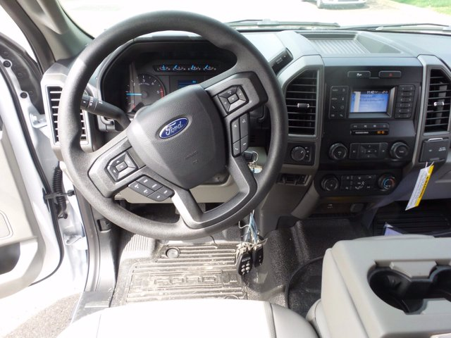 2020 Ford F-550 Crew Cab DRW 4x4, Rugby Eliminator LP Steel Dump Body #FU0249 - photo 11