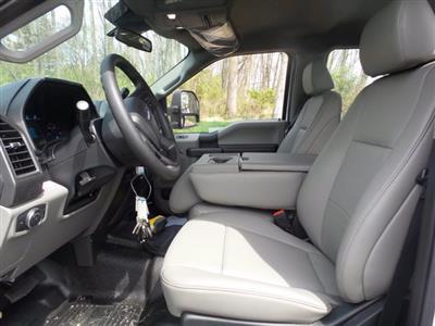 2020 Ford F-550 Crew Cab DRW 4x4, Rugby Eliminator LP Steel Dump Body #FU0249 - photo 10
