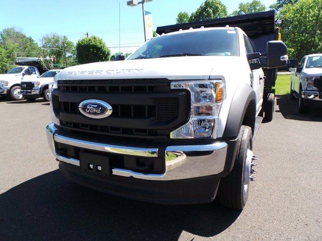 2020 Ford F-550 Crew Cab DRW 4x4, Reading Landscaper SL Landscape Dump #FU0267 - photo 7