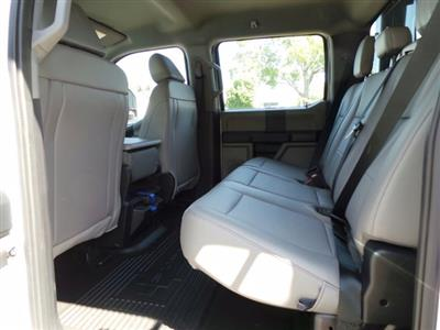 2020 Ford F-550 Crew Cab DRW 4x4, Reading Landscaper SL Landscape Dump #FU0267 - photo 10