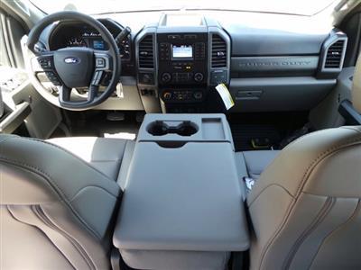 2020 Ford F-550 Crew Cab DRW 4x4, Reading Landscaper SL Landscape Dump #FU0267 - photo 11