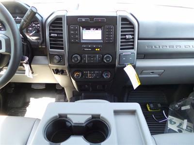 2020 Ford F-550 Crew Cab DRW 4x4, Reading Landscaper SL Landscape Dump #FU0267 - photo 12