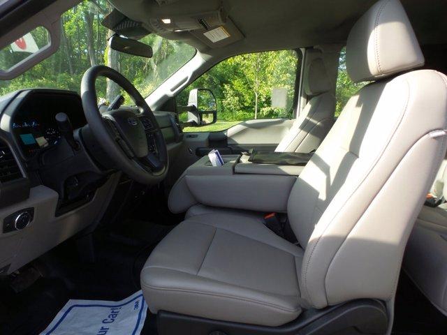 2020 Ford F-550 Super Cab DRW 4x4, Reading Landscaper SL Landscape Dump #FU0268 - photo 9