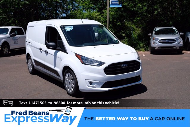 2020 Ford Transit Connect FWD, Empty Cargo Van #FU0278 - photo 1