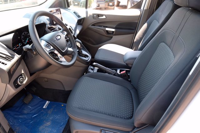 2020 Ford Transit Connect FWD, Empty Cargo Van #FU0278 - photo 9