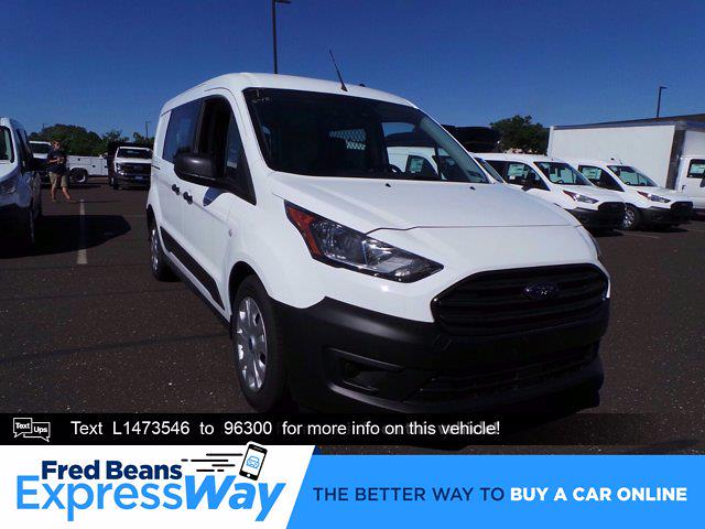 2020 Ford Transit Connect FWD, Empty Cargo Van #FU0287 - photo 1