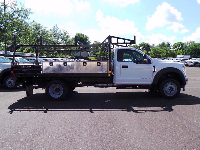 2020 Ford F-450 Regular Cab DRW 4x4, Freedom Contractor Body #FU0308 - photo 3