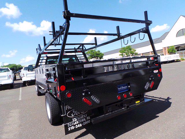 2020 Ford F-450 Regular Cab DRW 4x4, Freedom Contractor Body #FU0308 - photo 5