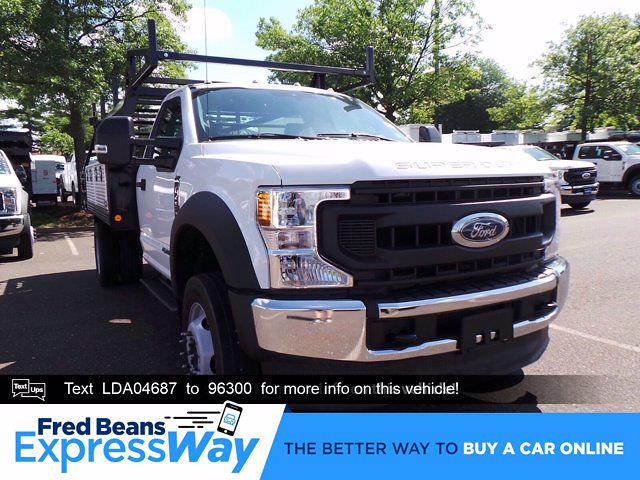 2020 Ford F-450, Freedom Contractor Body