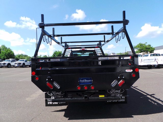 2020 Ford F-450 Regular Cab DRW 4x4, Freedom ProContractor Body Platform Body #FU0308 - photo 4