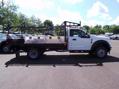 2020 Ford F-450 Regular Cab DRW 4x4, Freedom Contractor Body #FU0308 - photo 1