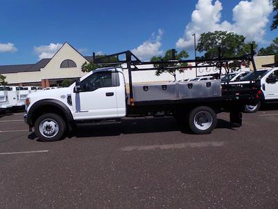 2020 Ford F-450 Regular Cab DRW 4x4, Freedom Contractor Body #FU0308 - photo 6