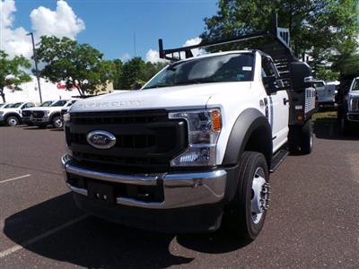 2020 Ford F-450 Regular Cab DRW 4x4, Freedom Contractor Body #FU0308 - photo 7