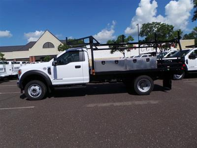 2020 Ford F-450 Regular Cab DRW 4x4, Freedom ProContractor Body Platform Body #FU0308 - photo 6