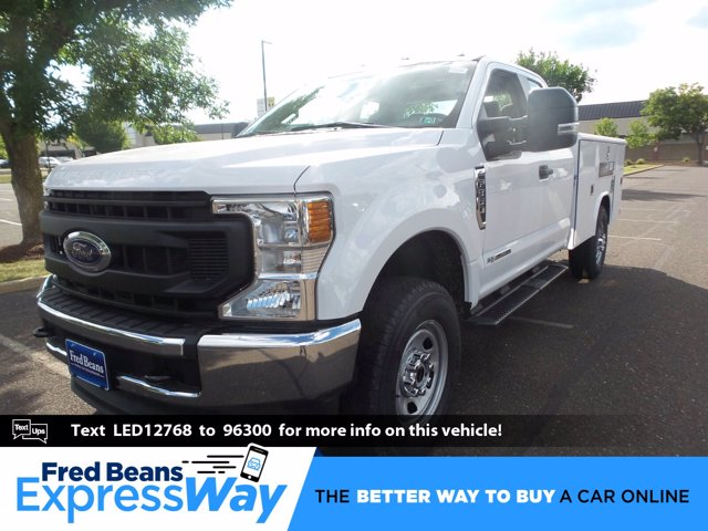 2020 Ford F-350 Super Cab 4x4, Reading Service Body #FU0310 - photo 1