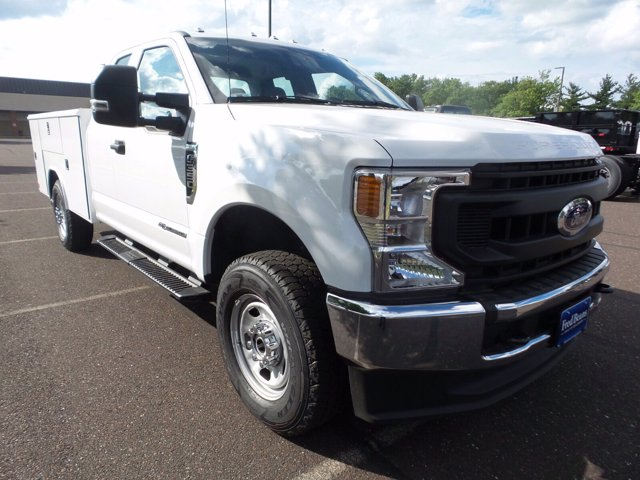 2020 Ford F-350 Super Cab 4x4, Reading Service Body #FU0310 - photo 4