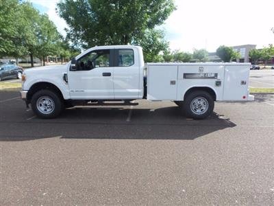 2020 Ford F-350 Super Cab 4x4, Reading Service Body #FU0310 - photo 8