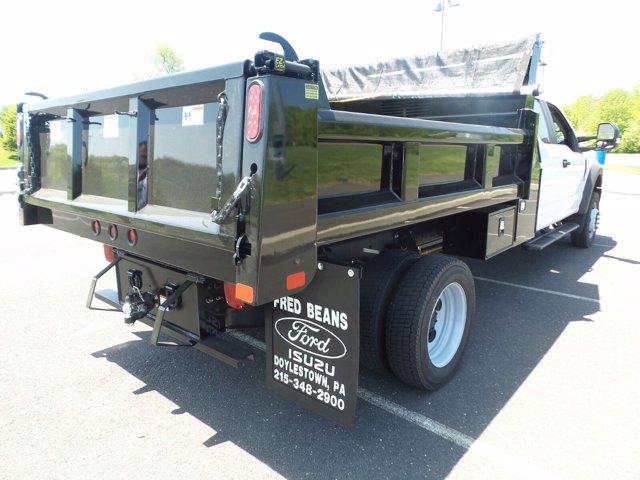 2020 Ford F-550 Super Cab DRW 4x4, Rugby Eliminator LP Steel Dump Body #FU0314 - photo 2
