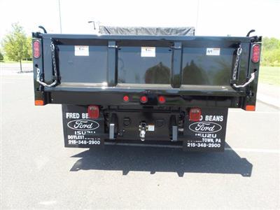 2020 Ford F-550 Super Cab DRW 4x4, Rugby Eliminator LP Steel Dump Body #FU0314 - photo 5