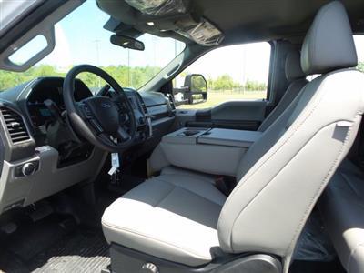 2020 Ford F-550 Super Cab DRW 4x4, Rugby Eliminator LP Steel Dump Body #FU0314 - photo 9
