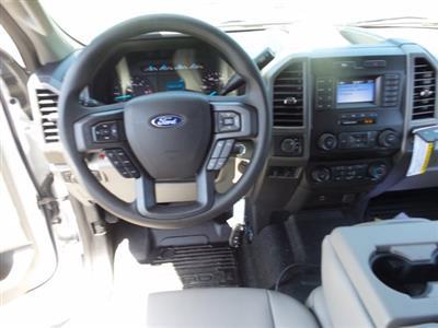 2020 Ford F-550 Super Cab DRW 4x4, Rugby Eliminator LP Steel Dump Body #FU0314 - photo 10